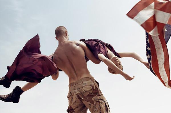 Vogue Italia; Steven Meisel 1